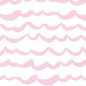 Playful Patterns - Waves of Wonder Pink