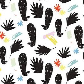 Kauai - Cactus Black