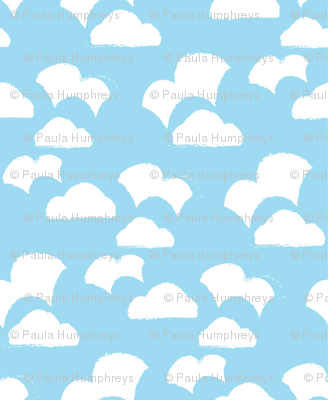 Playful Patterns - Clouds
