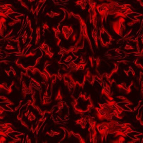 electric red abstract