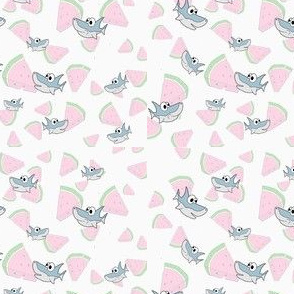 Watermelon and Sharks