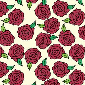 Red Roses Small