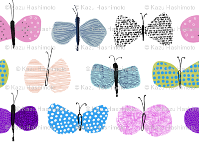 flying butterfly 2