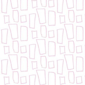 Playful Patterns - Block Pink