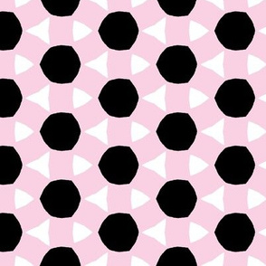Playful Patterns - Allsorts Pink