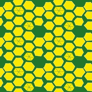 Hexies - Citrus