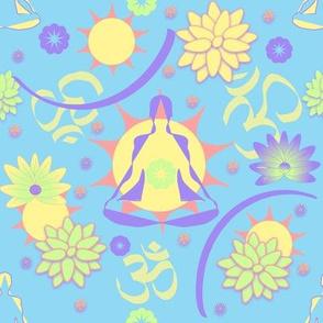 #SAGE Summer Solstice Yogis
