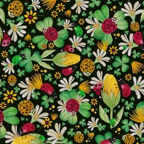 A-ladybug-garden