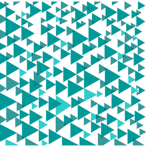 Triangle-Teal