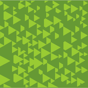 Triangle-greengreen