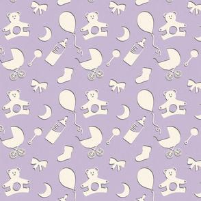 Papercut - Baby Items