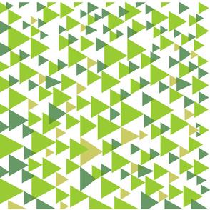 Triangle-green