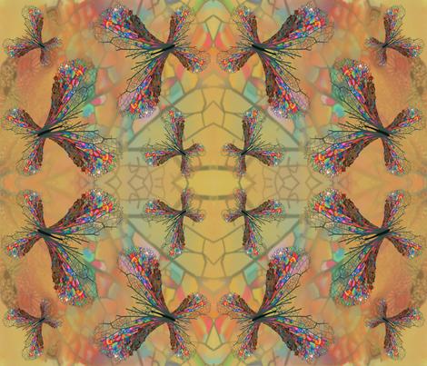 Papallones fabric by ferrermartina on Spoonflower - custom fabric