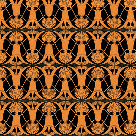 grèce 4 fabric by hypersphere on Spoonflower - custom fabric