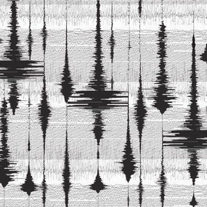 Earthquakes - Seismograph Raindrops