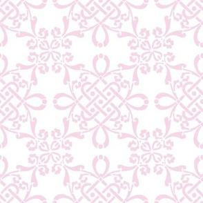 Zara in sorbet pink
