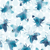 bee_watercolor_pattern