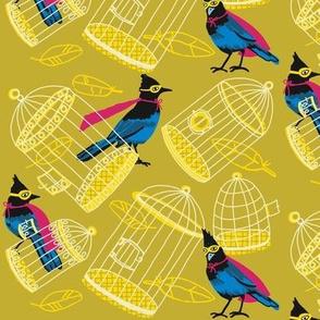 birdcage tipsy_super jay [yarrow]