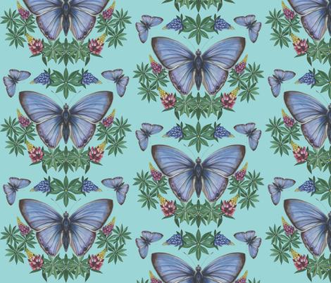 SF_BF_plus_2_aqua fabric by jparsnips on Spoonflower - custom fabric
