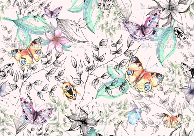 Watercolour_insects_Final_Repeat_Panel