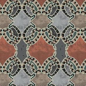 Snake geometric #2