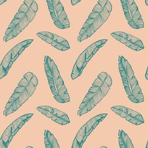 Candy Banana Leaves