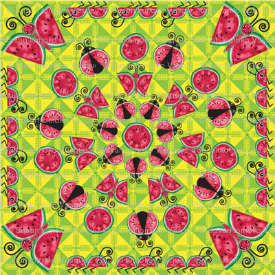 Watermelon Insects