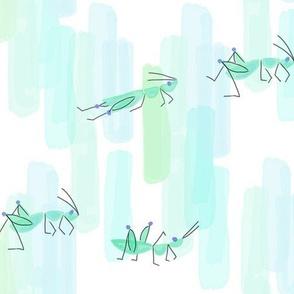 Mister Grasshopper