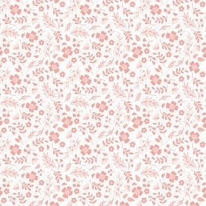 Timeless - Tiny Floral - Pink