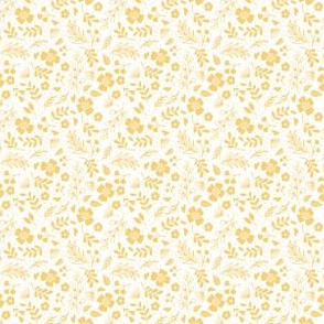 Timeless - Tiny Floral - Gold