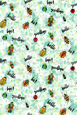 Hello, Goodbye Beetles