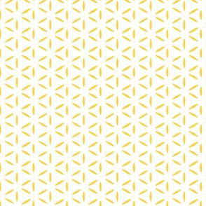 Soleil - Starburst Citrus Yellow Small