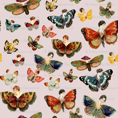 Lady butterflies!