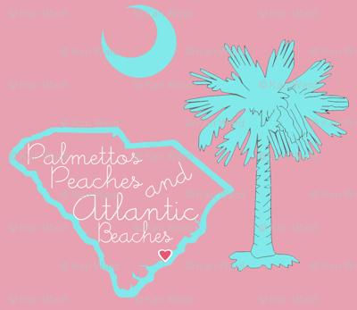 Carolina Girl Palmetto Southern