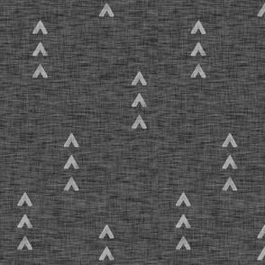 Tri Arrows - Dark grey - Safari collection