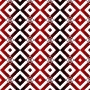 Red & Black Diamonds