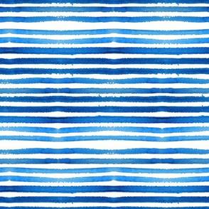 "8"" Blue Stripes"