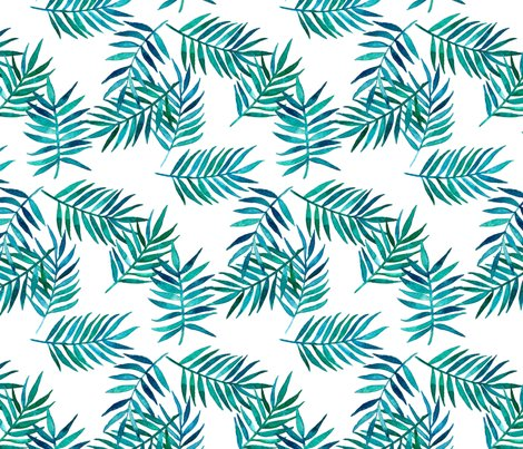 Rgreen_palm_leaves_on_white_repeat_1_shop_preview