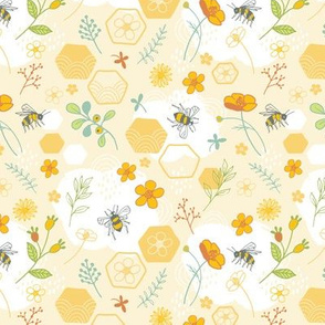 Buttercups_and_Bees_1