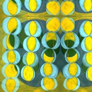 egg yolk rain chain