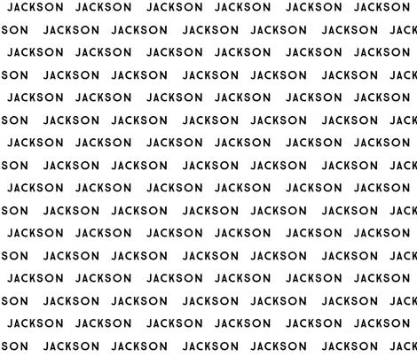Jackson Fabric fabric by ivieclothco on Spoonflower - custom fabric