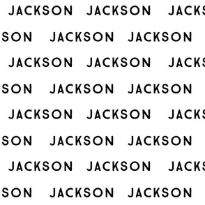 Jackson Fabric