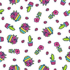 Cactus Doodle