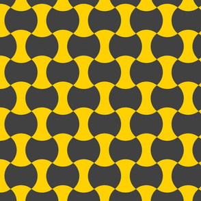 Core Tessellation (grey and yellow)