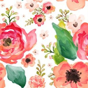 "6"" Floral Dreams / More Florals / Less Space"