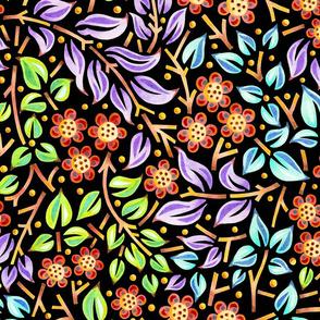 Filigree Floral