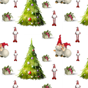 Gnomey Christmas