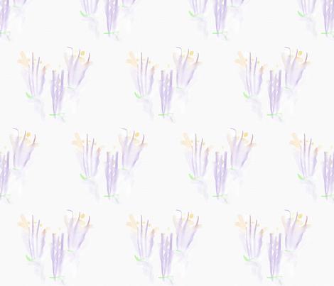 Iris fabric by happilyembellished on Spoonflower - custom fabric
