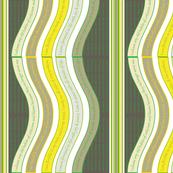 WAVEB-CGBG Classic Green / Bungee Cord