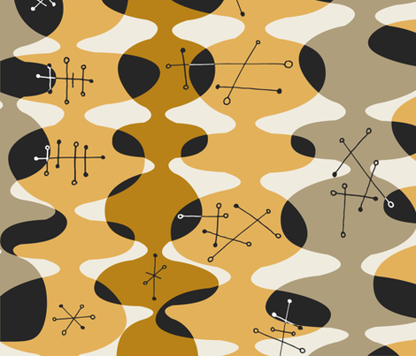 Kinrara fabric by theaov on Spoonflower - custom fabric